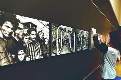 Exposição em Jerusalém revela os horrores da Segunda Guerra