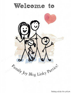 Family Joy Blog Link Up