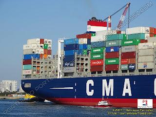 CMA CGM Carl Antoine