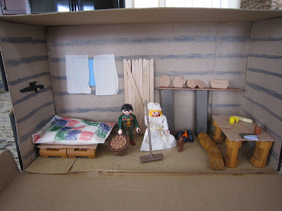 Image result for pioneer diorama