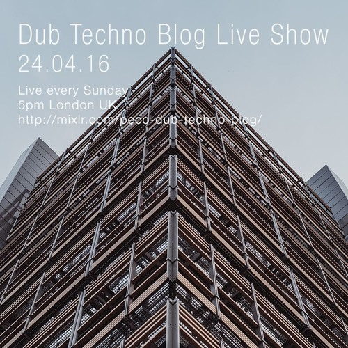 Had To Call It Something: Dub Techno Blog Weekly Podcast