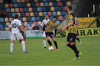 Barakaldo CF 2-2 Burgos
