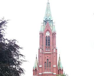 Iglesia San Juan Johanneskirken