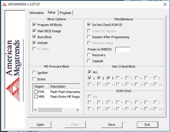 solveXP: ASRock BIOS