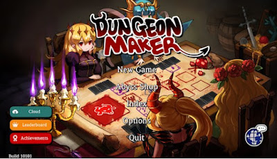 Dungeon Maker Apk + Mod (Money/Soul/Stones) Paid for Android