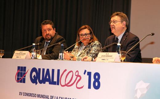Puig reivindica una política industrial europea 'potente' para afianzar los avances sociales