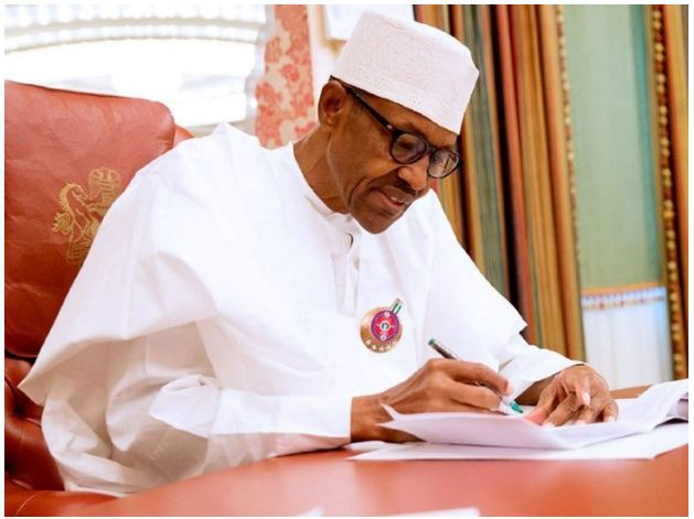 President Buhari Is Dying In Aso Rock – Report