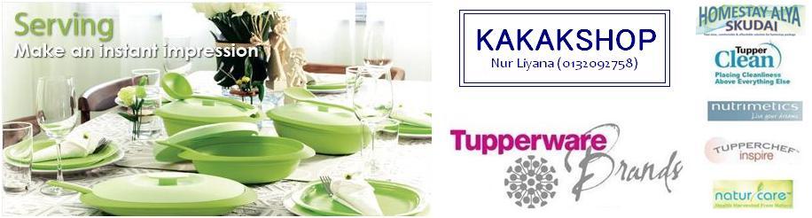 Tupperware Kakakshop | Tupperware Malaysia | Tupperware