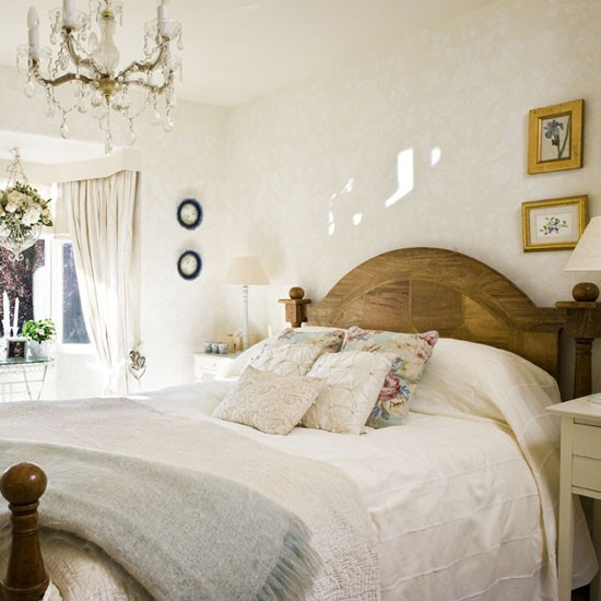 Design An Elegant Bedroom In 5 Easy Steps: New Home Interior Design: Take A Tour Around An Elegant