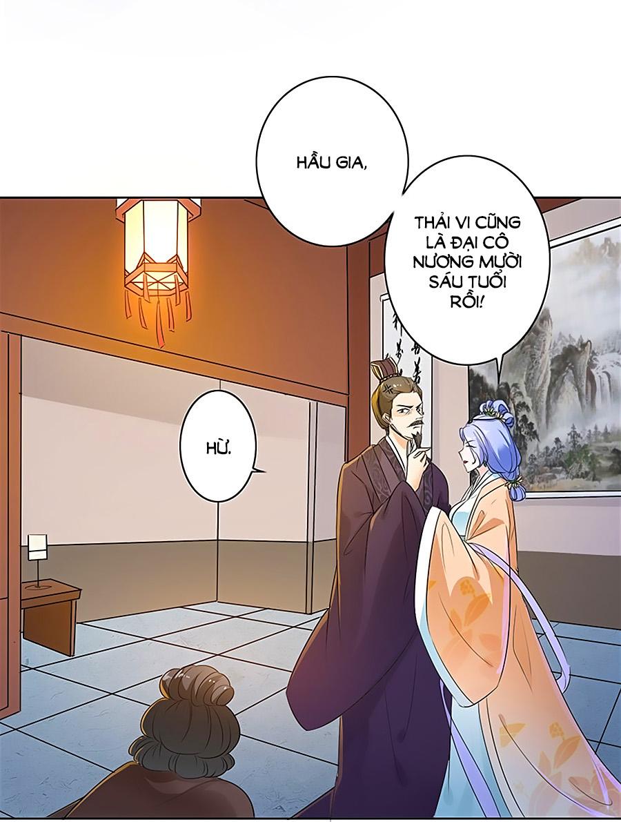 Vương Gia Là Đầu Đại Lão Hổ chap 2 - Trang 4