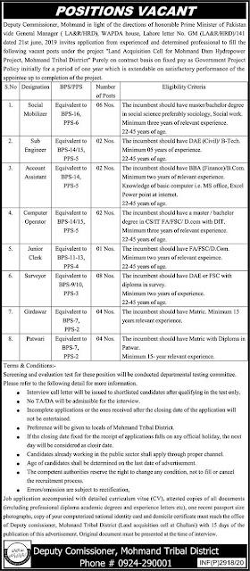 pakistan-water-and-power-development-authority-wapda-jobs-august-2020