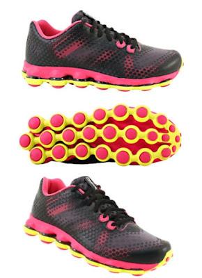 reebok womens dmx sky running shoes