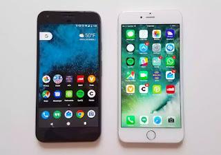 Google Pixel Lebih Baik Dari iPhone