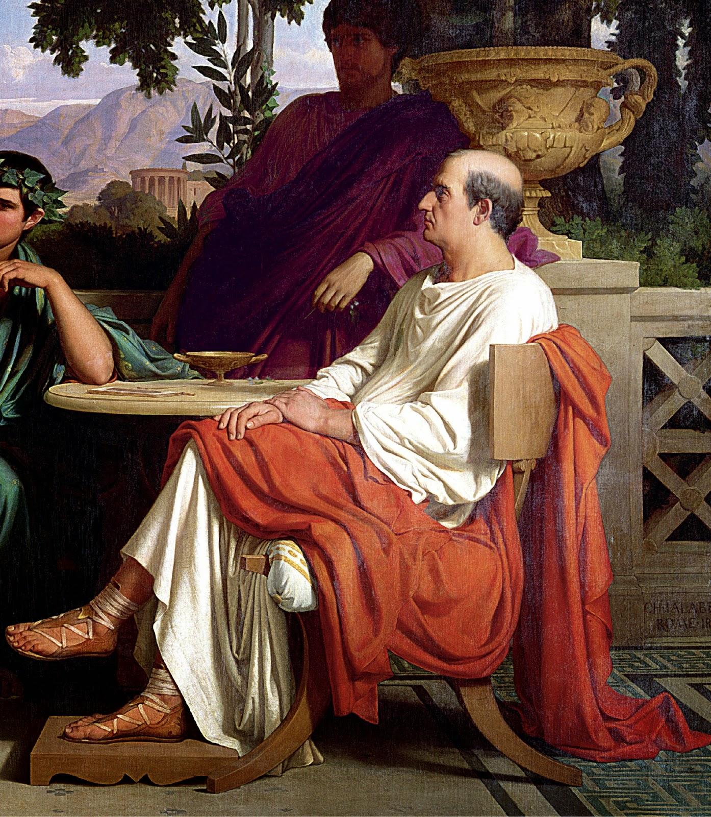 Oficina de Latim: Mecenas, o amigo de Augusto e dos poetas ...
