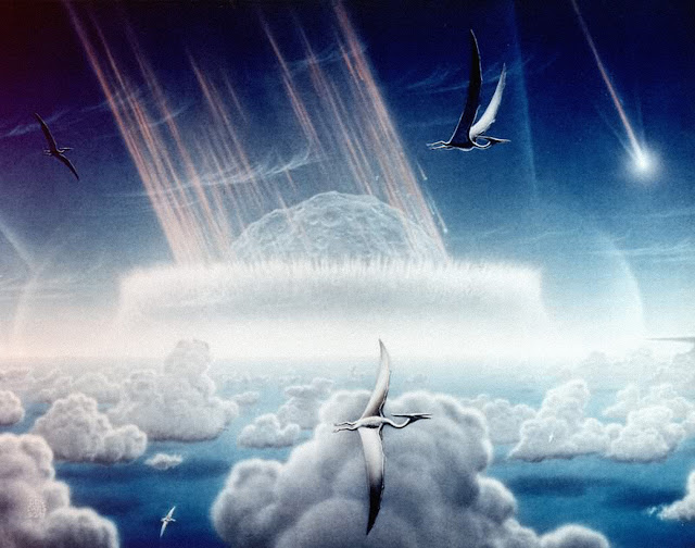 Dinosaur killing asteroid impact cooled Earth's climate more than previously thought