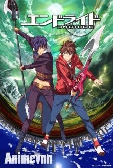 Endride - Endride Anime 2016 Poster