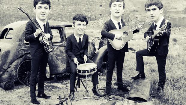 En imágenes: mundo cabezón - The Beatles | Ximinia