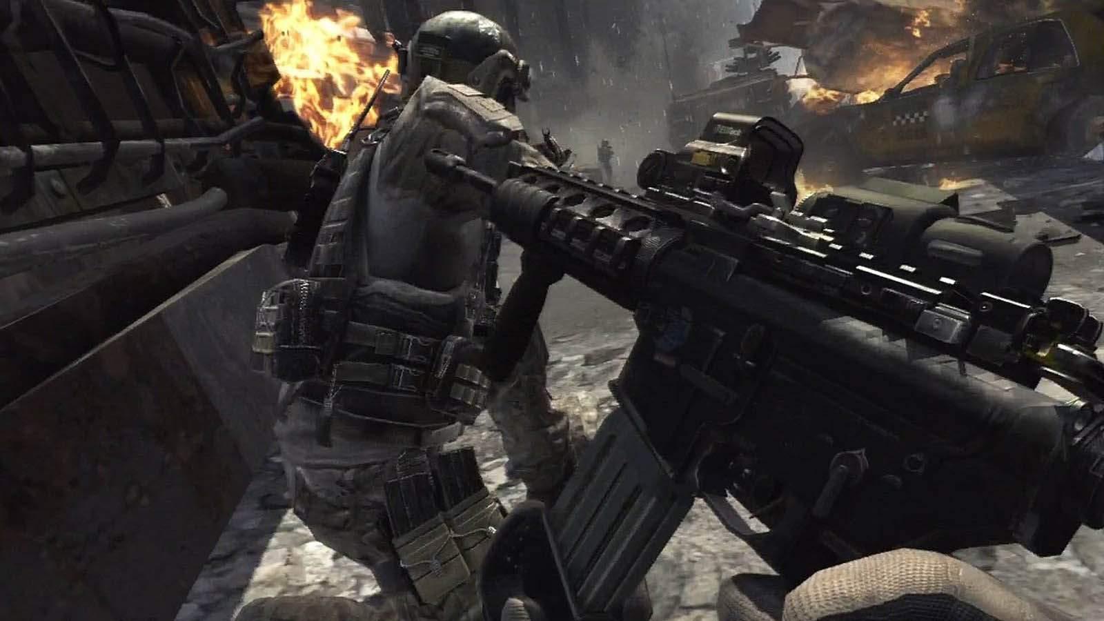 تحميل لعبة Call Of Duty Modern Warfare 3 مضغوطة كاملة بروابط مباشرة مجانا