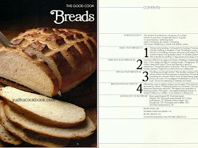 BREADS - THE  GOOD COOK TECHNIQUES & RECIPES