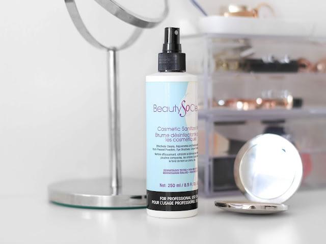 jak dezinfikovat kosmetiku blog