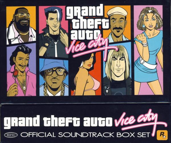 Valvulado: Grand Theft Auto (GTA) - Vice City OST