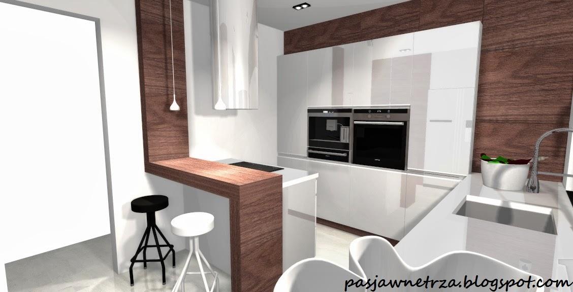 pasja wnĘtrza projekt kuchni w dw211ch ods�onach