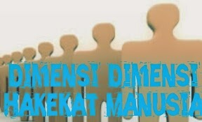 Dinensi-Dimensi Hakekat Manusia