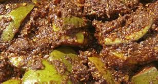 green mango pickle recipe in urdu
