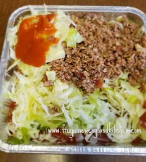 Lazy Golumpki Casserole Polish Beef and Cabbage