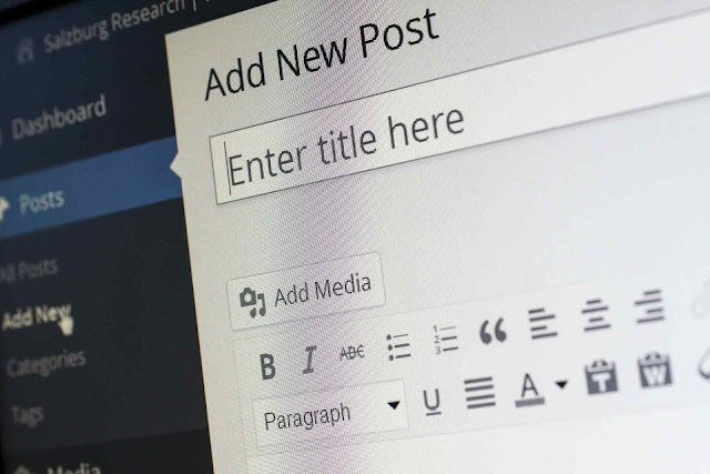 Gambar Create Artikel