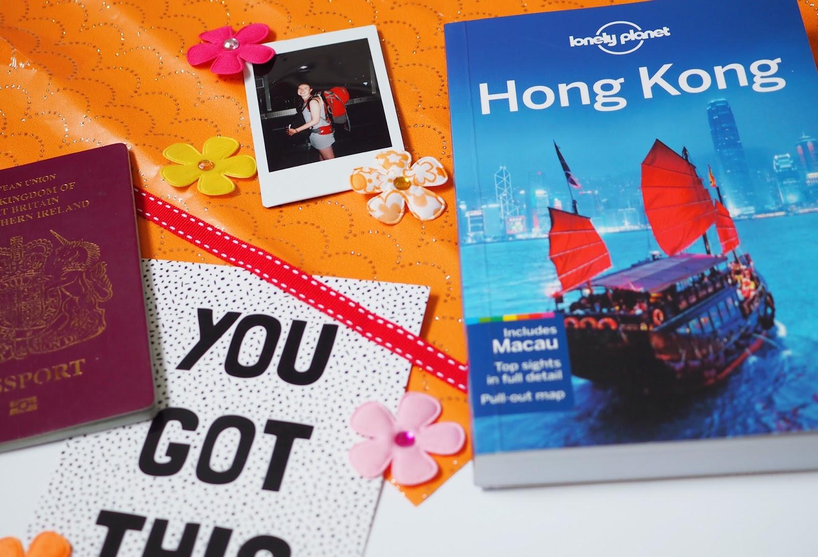 Moving to Hong Kong blog post