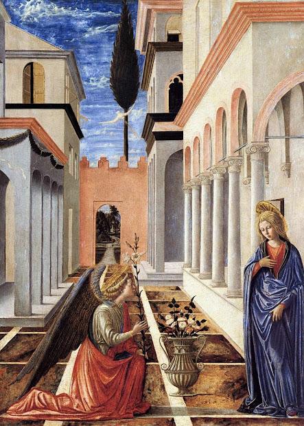Ad Imaginem Dei Joyful Mysteries Annunciation