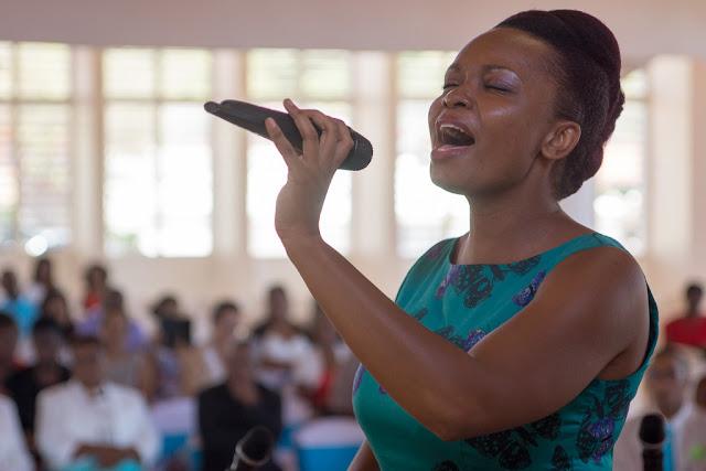 mariage-Guadeloupe-Vieux Habitants-Basse-Terre-Gospel