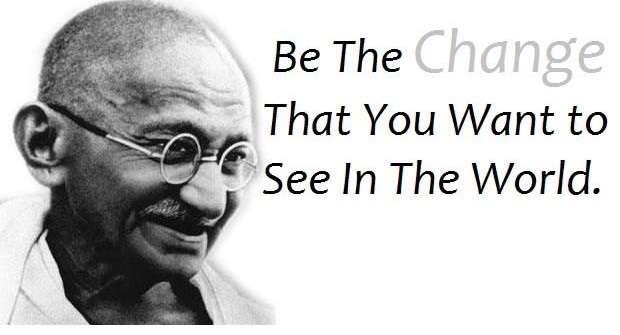 Best Happy Mahatma Gandhi Jayanti Quotes Slogans In Hindi