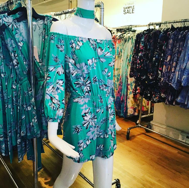Yumi Kim Sample Sale NYC 2016