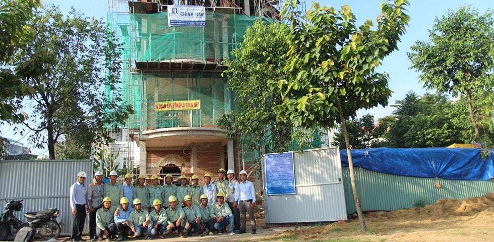 nhà thầu xây dựng tại Biên Hòa, Đồng Nai, Tây Ninh, HCM