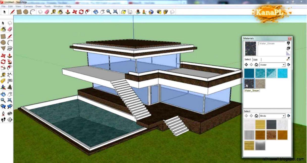 Home Design Google Sketchup