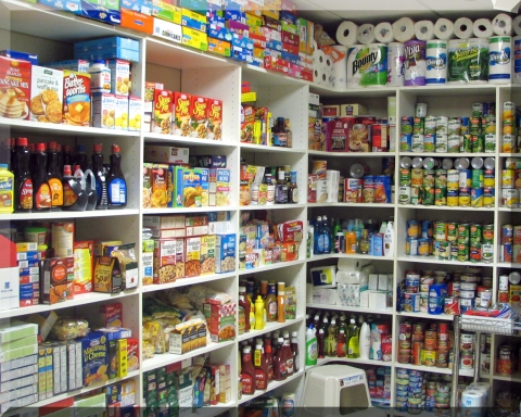 Wednesday Food Pantry