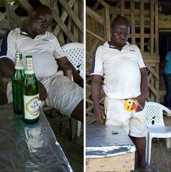 Whose father is this?