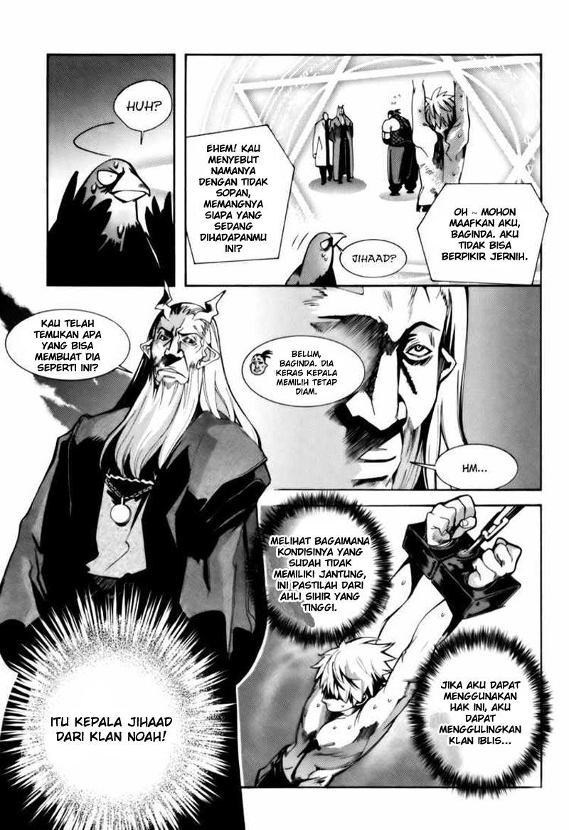 Komik cavalier of the abyss 005 6 Indonesia cavalier of the abyss 005 Terbaru 21 Baca Manga Komik Indonesia 