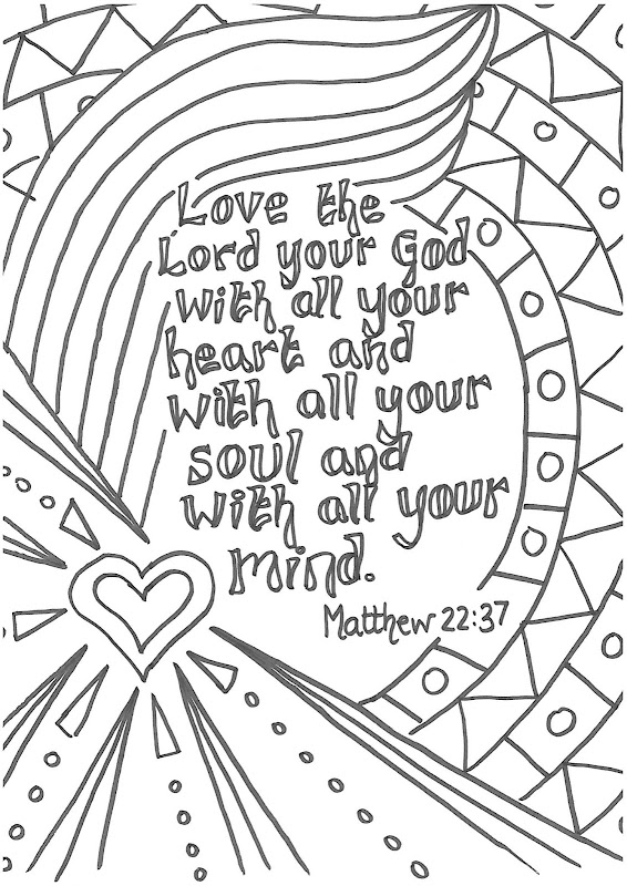 coloring pages for lent - photo #37