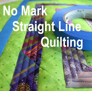 Painters-Tape-Straight-Line-Quilting-Tip-Tutorial