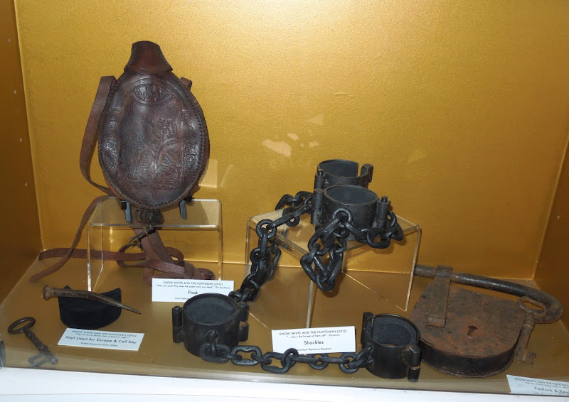 Original Snow White Huntsman movie props
