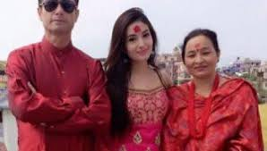Aditi Budhathoki Family Husband Son Daughter Father Mother Age Height Biography Profile Wedding Photos
