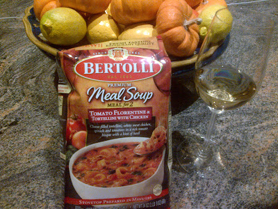 """Between soup and love, the first is better."" Wine Pairing for National Soup Month"