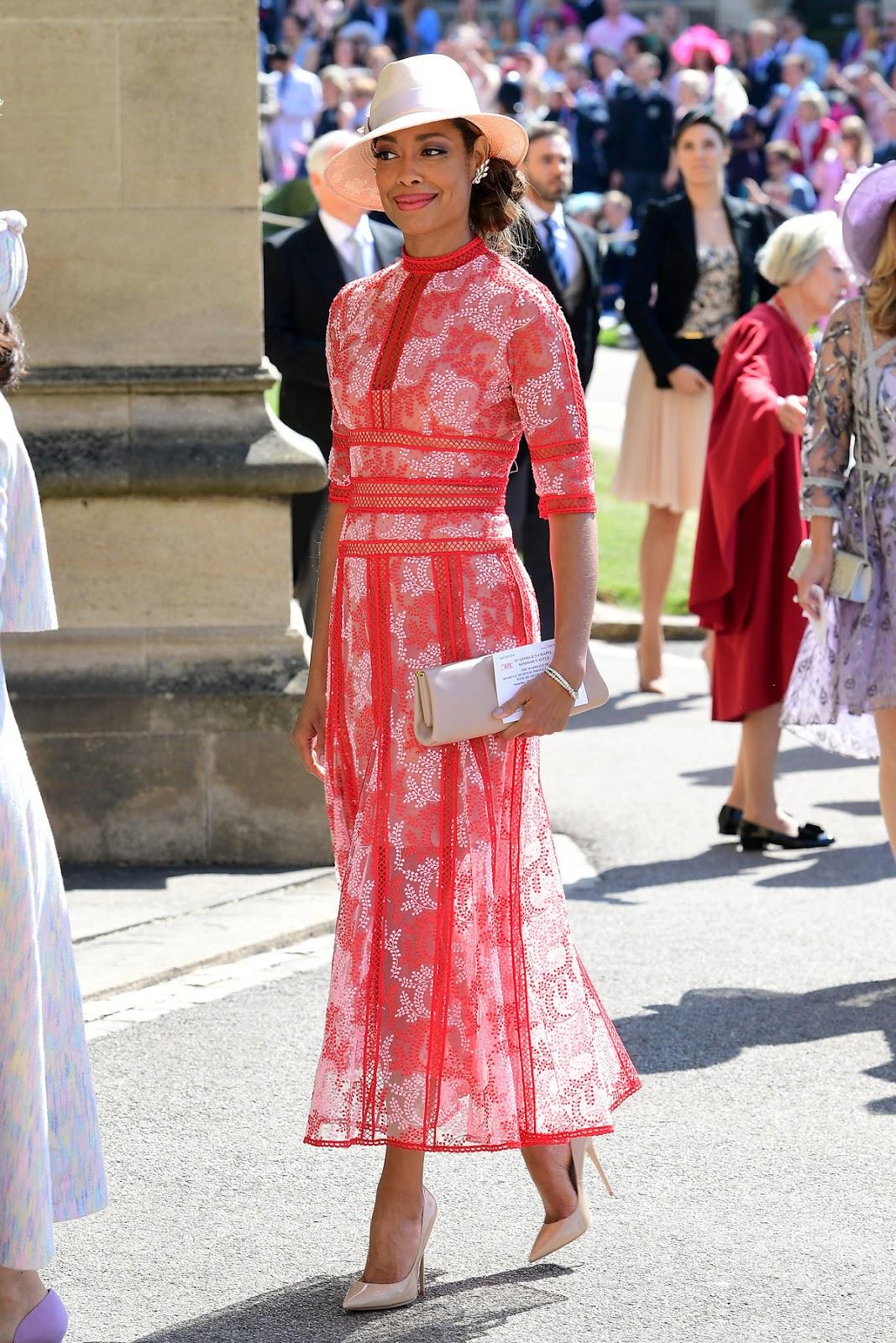 Think in Fashion: Una boda real tipo Hollywood, Meghan Markle y Harry.
