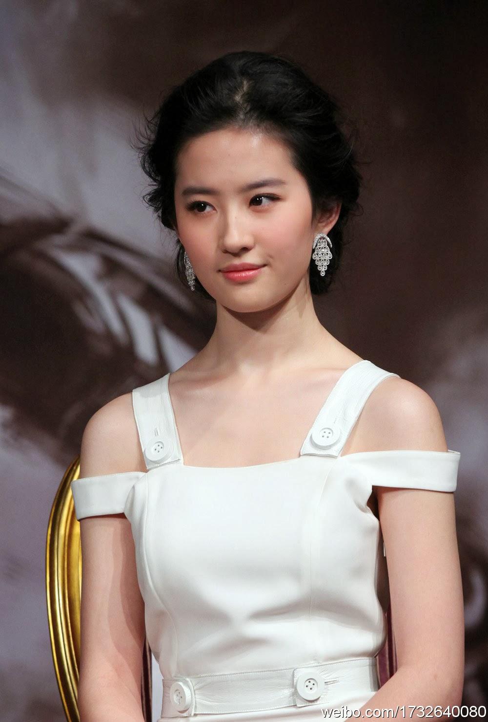 Yifei Liu: Liu Yi Fei Pictures I Found As Of October 7, 2013