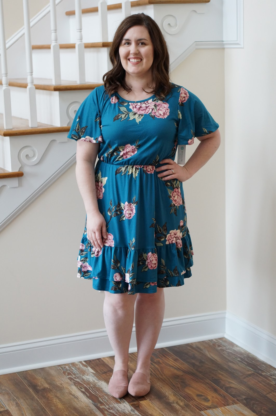 STITCH FIX REVIEW | MARCH 2018 OUTFITS by popular North Carolina style blogger Rebecca Lately