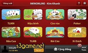 game bai iwin online 2016