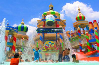 Fasilitas dan Harga Tiket Masuk Ciputra Waterpark Surabaya